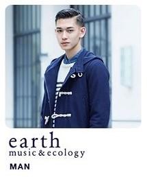 earth music&ecology MAN