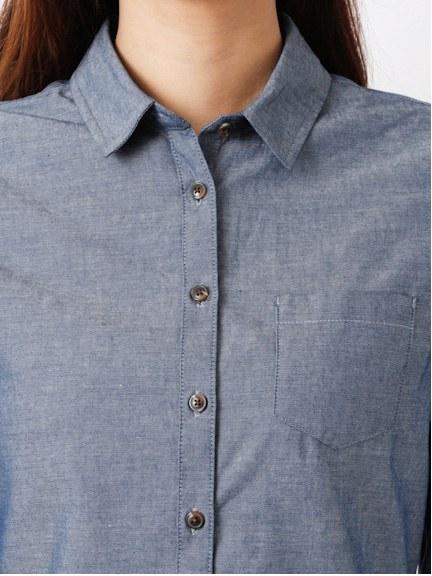 【シャキシャキシャツ】イージーケアシャツ